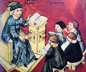 Professor na Idade Media