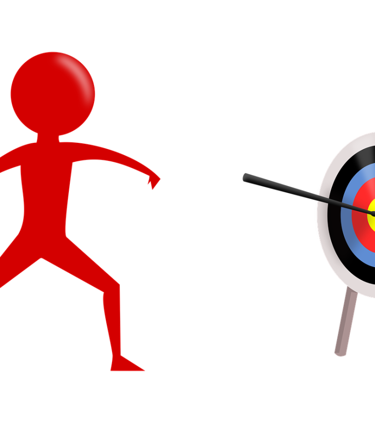 Fonte: https://pixabay.com/illustrations/target-purpose-goal-aim-success-3814609/