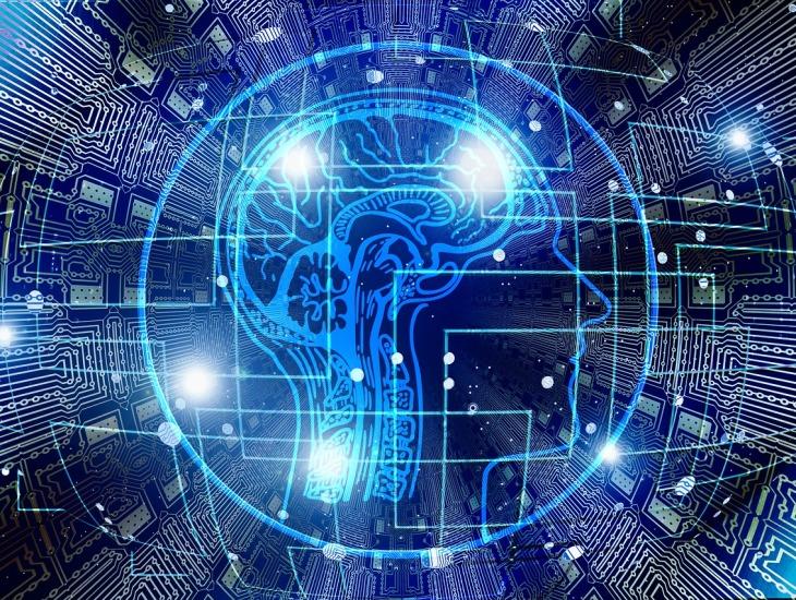 Fonte: https://pixabay.com/illustrations/artificial-intelligence-brain-think-3382507/